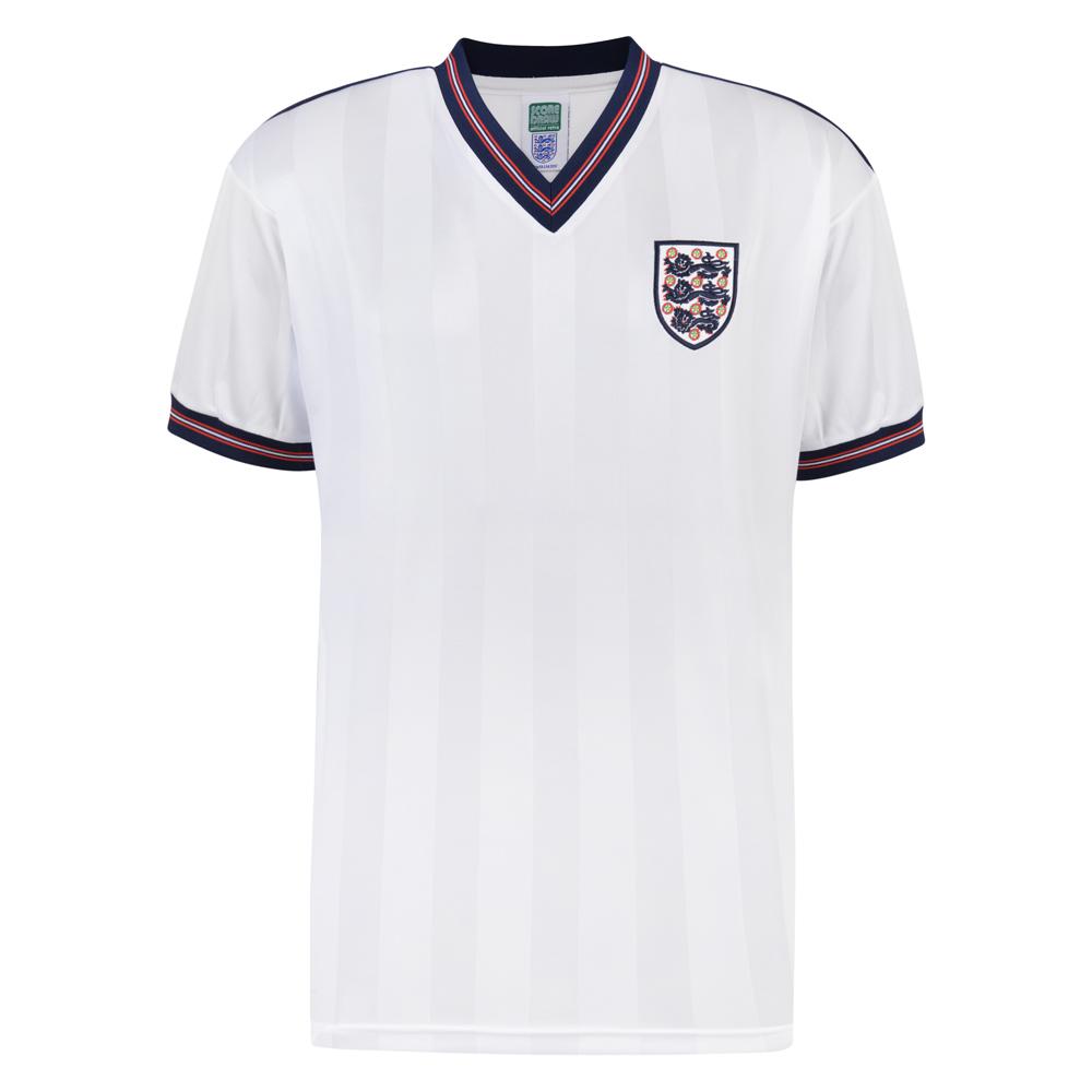 England 1986 World Cup Finals shirt