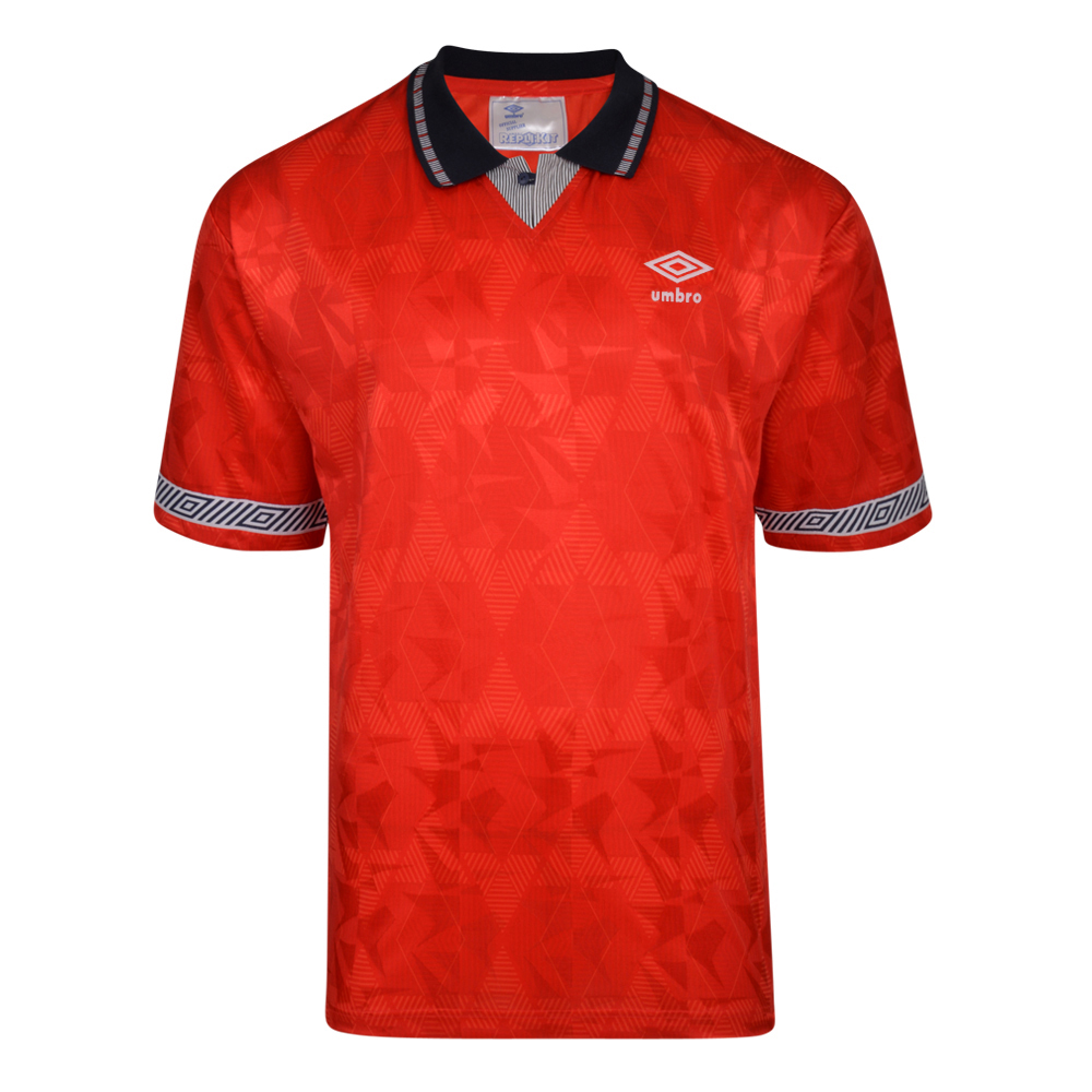 Umbro 1990 Italia Away Number 19 Football Shirt