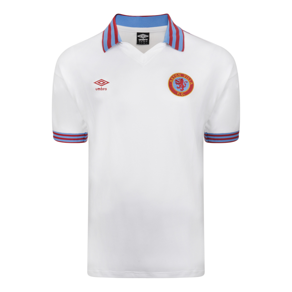 Aston Villa 1980 Away Umbro shirt