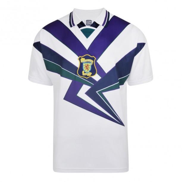 Scotland 1996 Away Retro Football Shirt