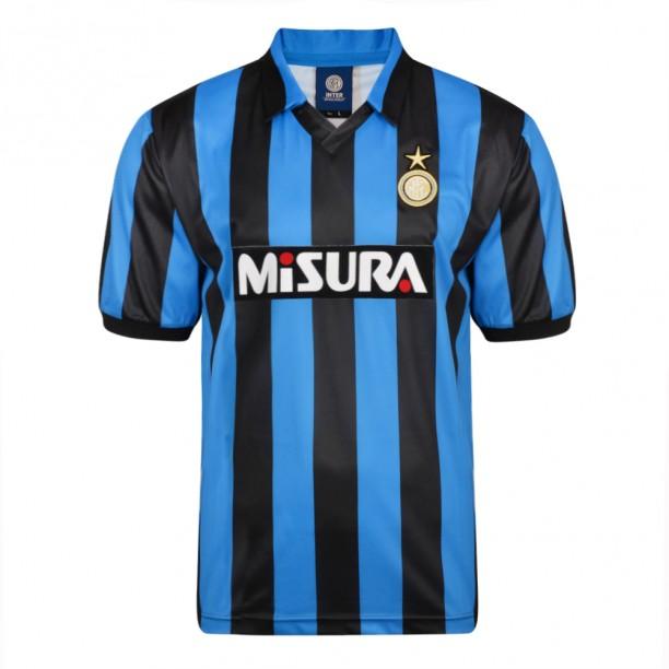 Internazionale 1990 Home shirt