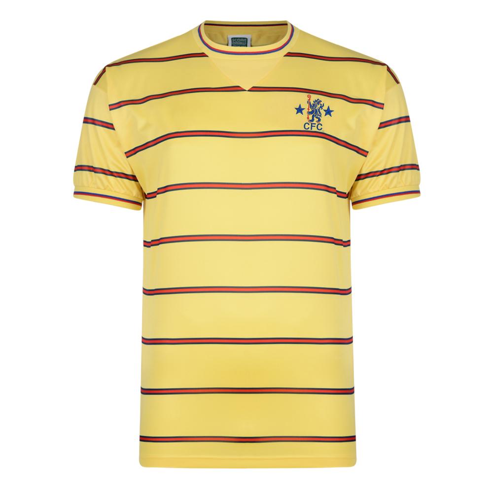 Chelsea 1984 Away shirt