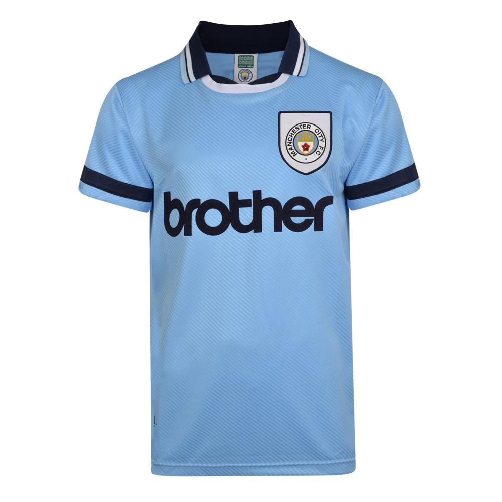 Manchester City 1994 Retro Shirt
