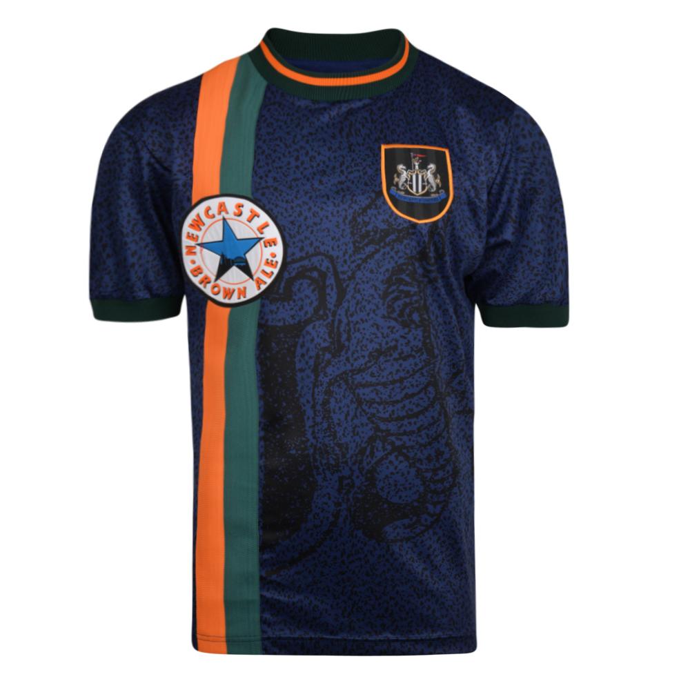Newcastle United 1998 Away Retro Football Shirt
