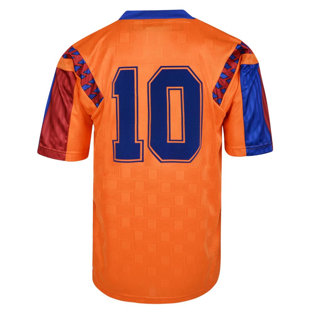 Barcelona 1992 European Cup Final No.10 Shirt