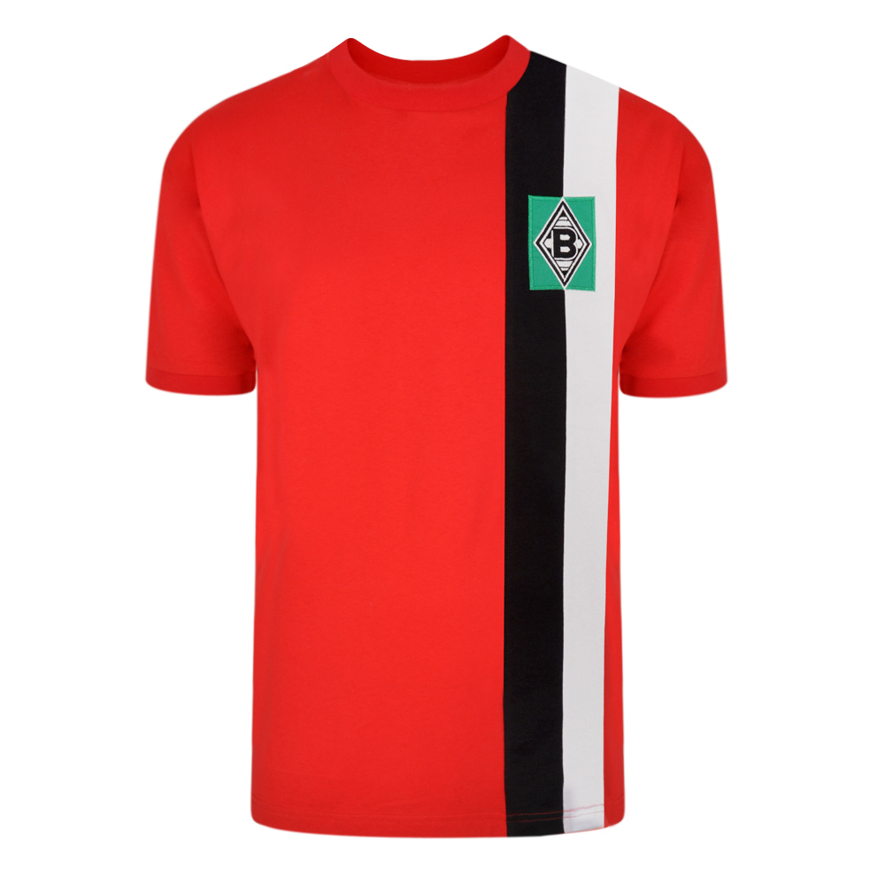 Borussia Moenchengladbach 1972 Auswart trikot