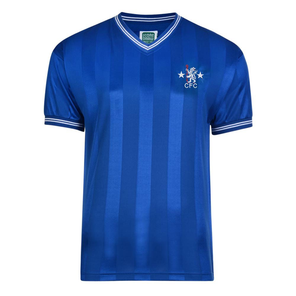 Chelsea 1986 shirt