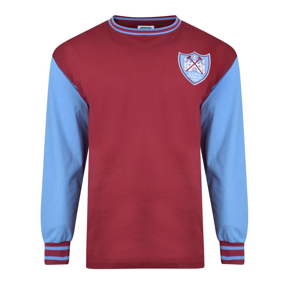 West Ham United 1965 ECWC Final shirt