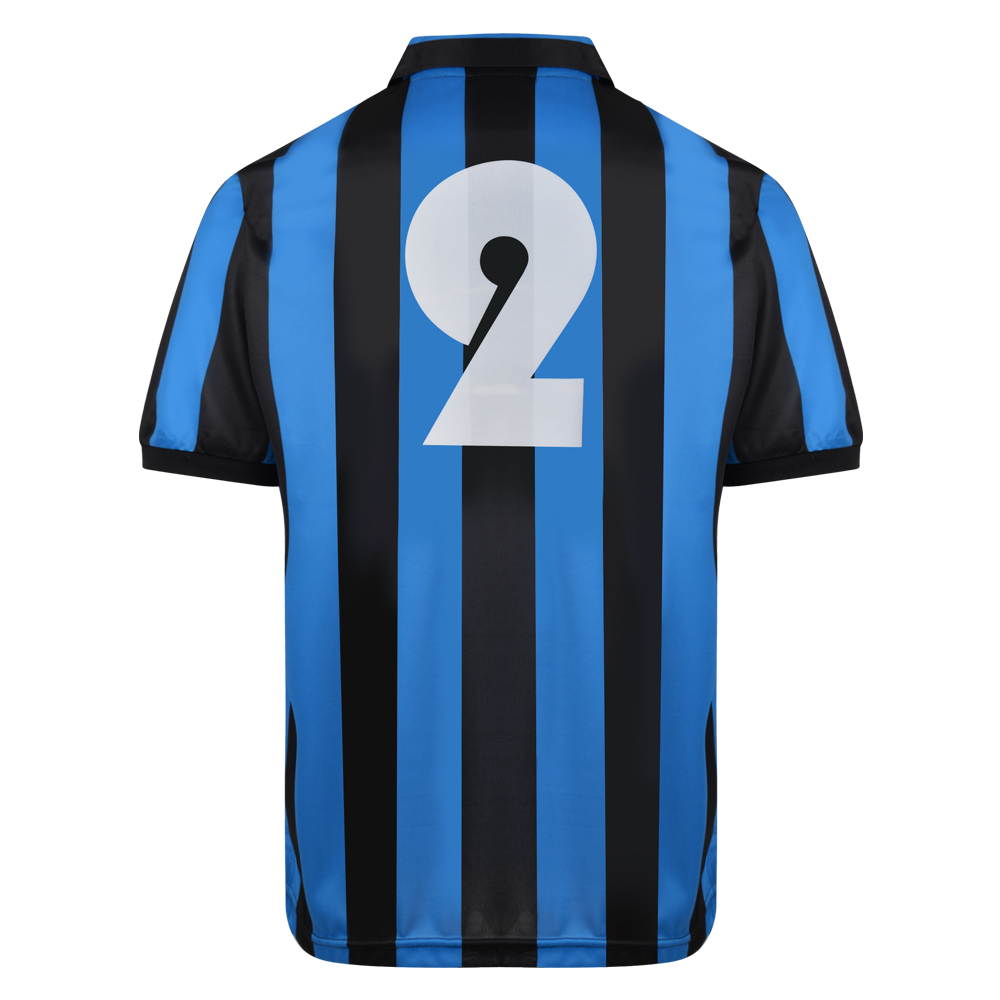 Internazionale 1990 No.2 Home shirt