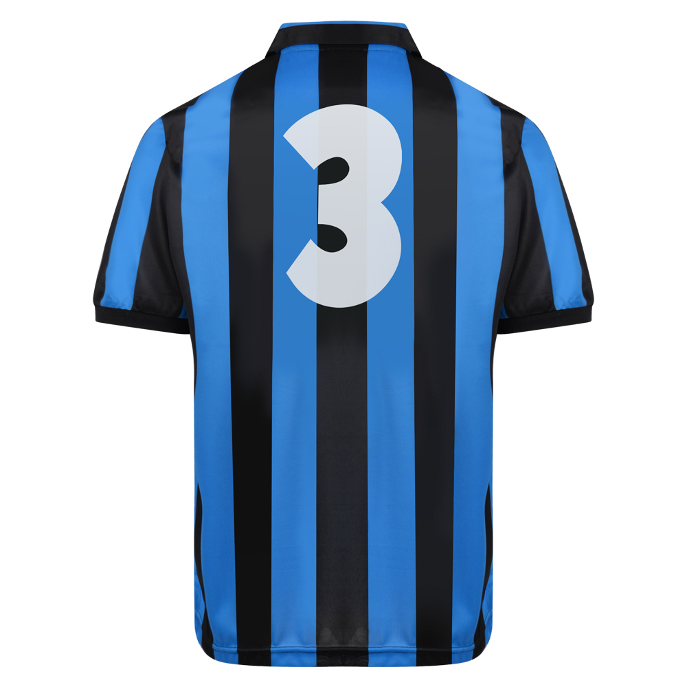 Internazionale 1990 No.3 Home shirt