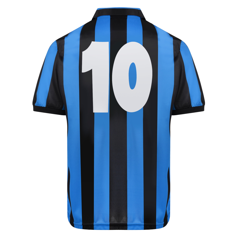 Internazionale 1990 No.10 Home shirt