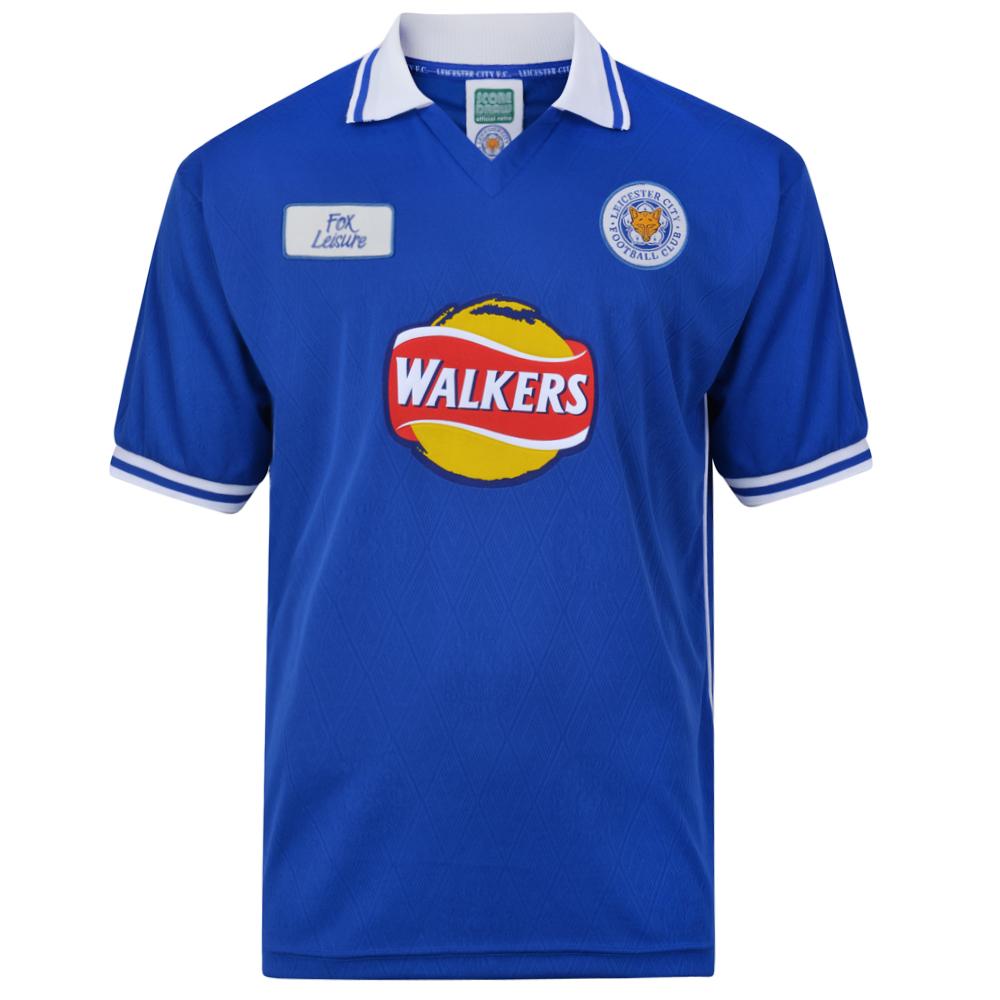 Leicester City 2000 shirt