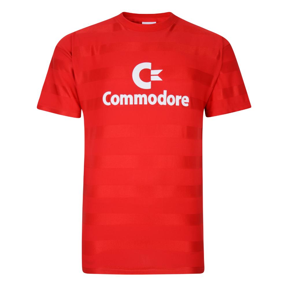 Bayern Commodore 1985 trikot Retro Football shirt