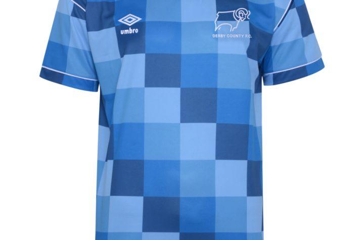 Derby County 1988 Away Umbro shirt