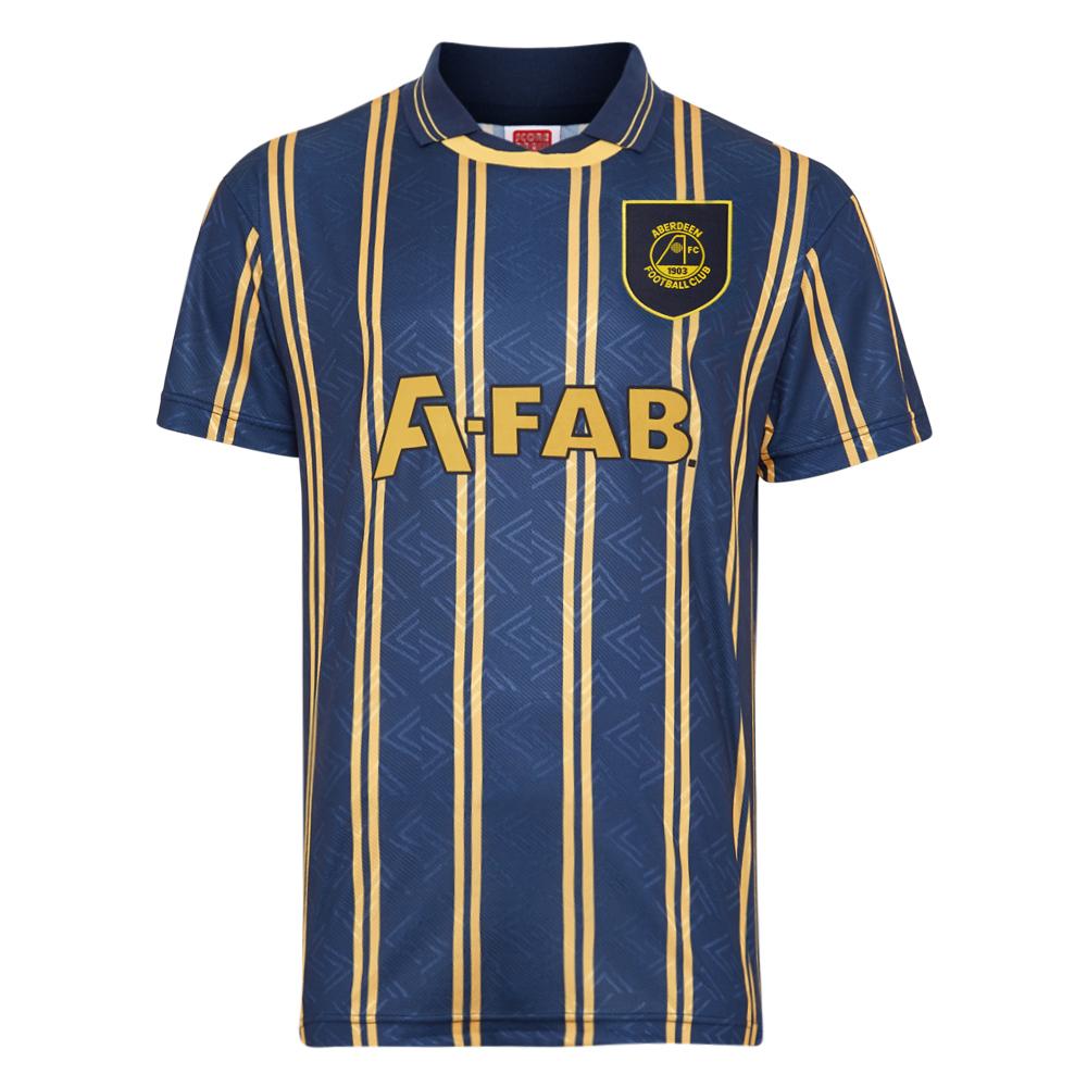 Aberdeen 1993 Away shirt