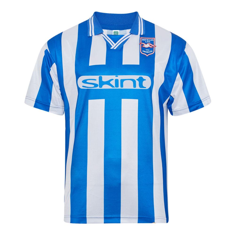 Brighton and Hove Albion 1999 shirt
