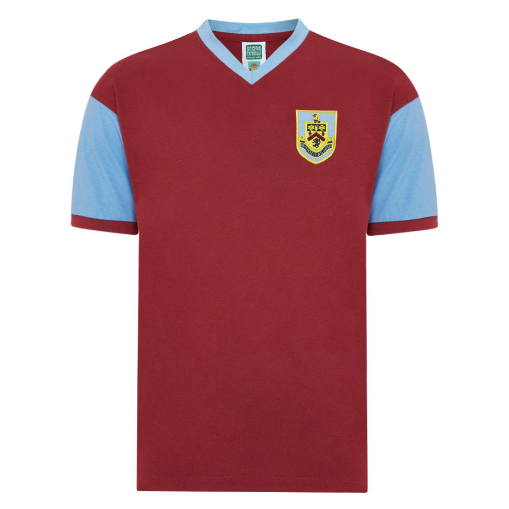 Burnley 1960 shirt