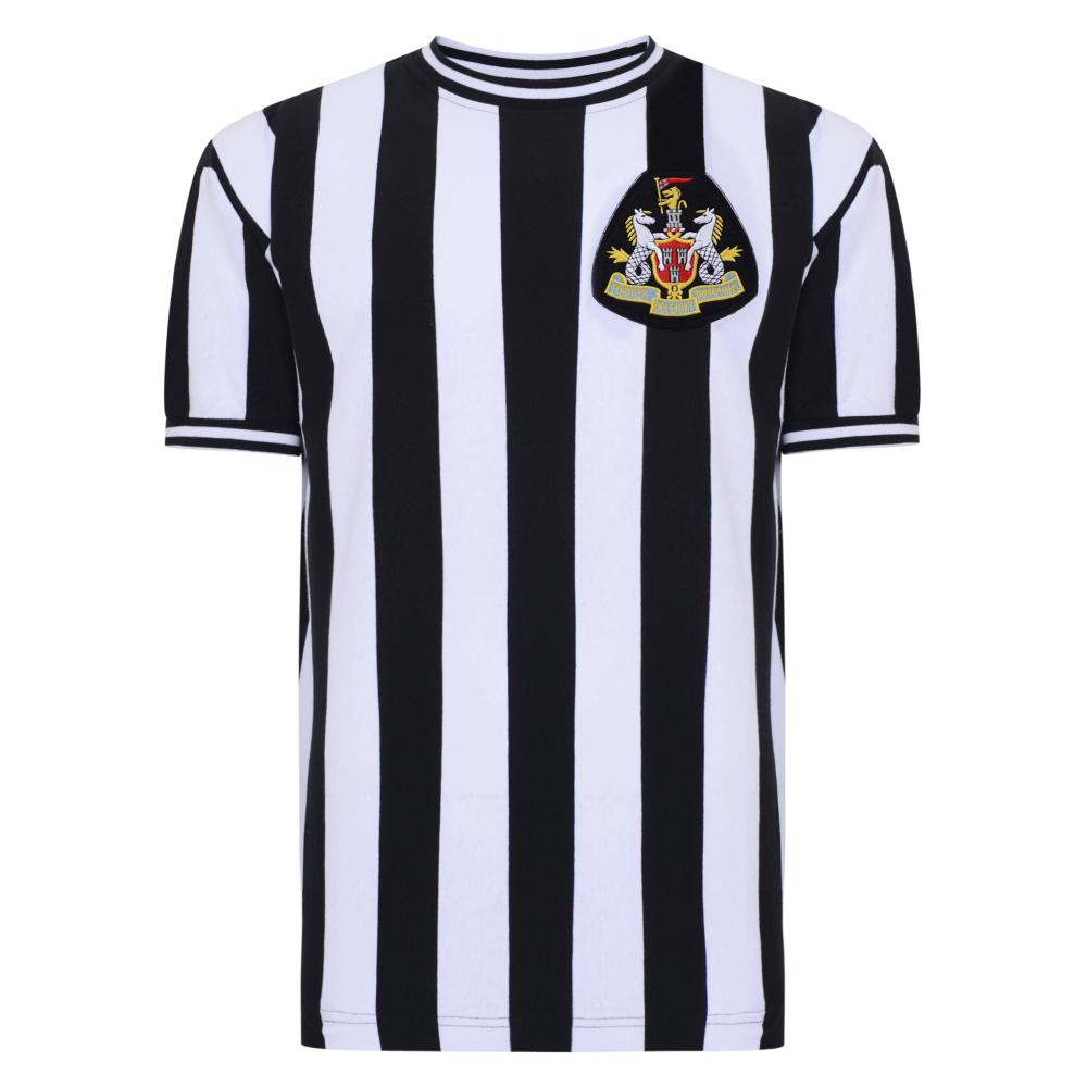 Newcastle United 1970 Retro Shirt