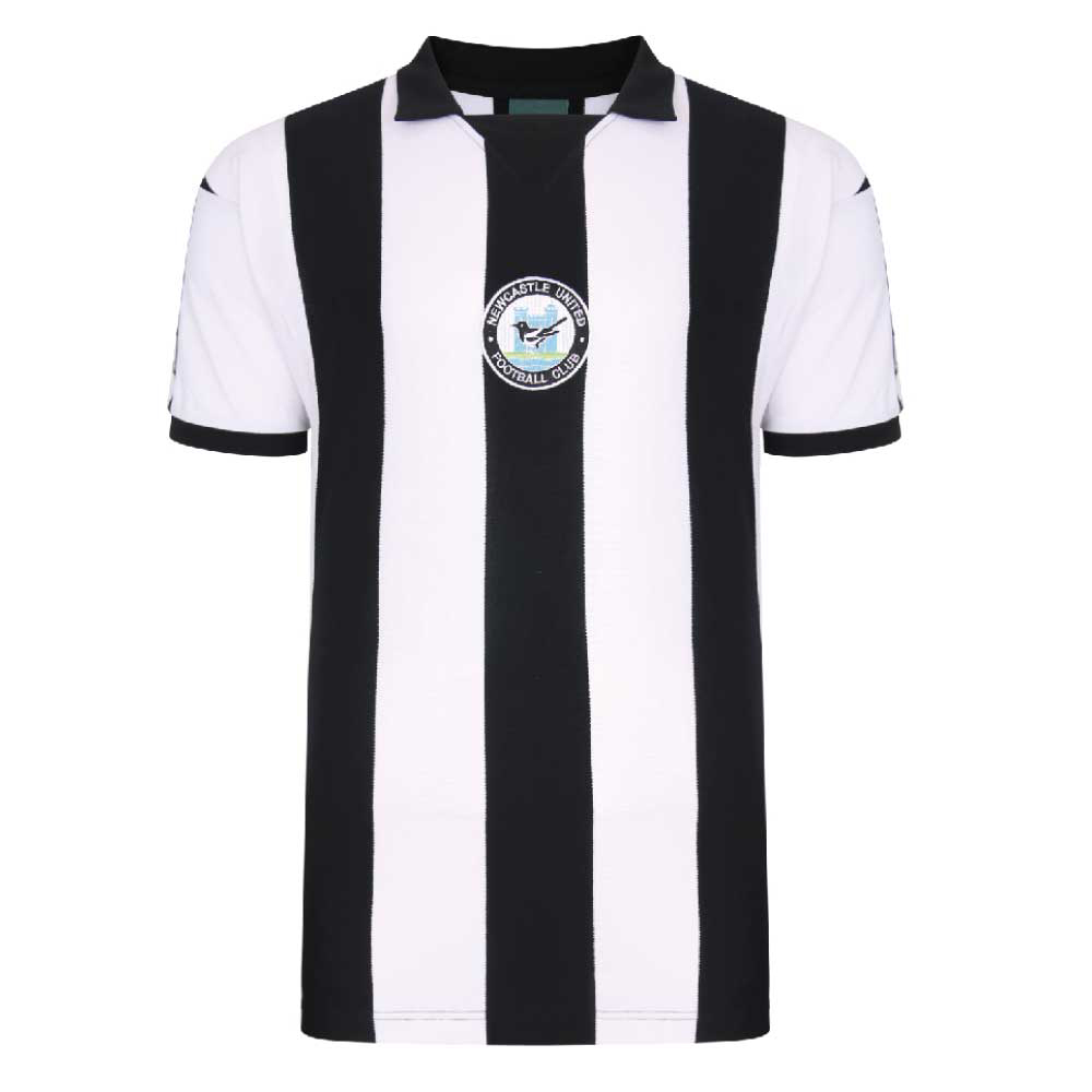 Newcastle United 1978 Bukta Retro Football Shirt