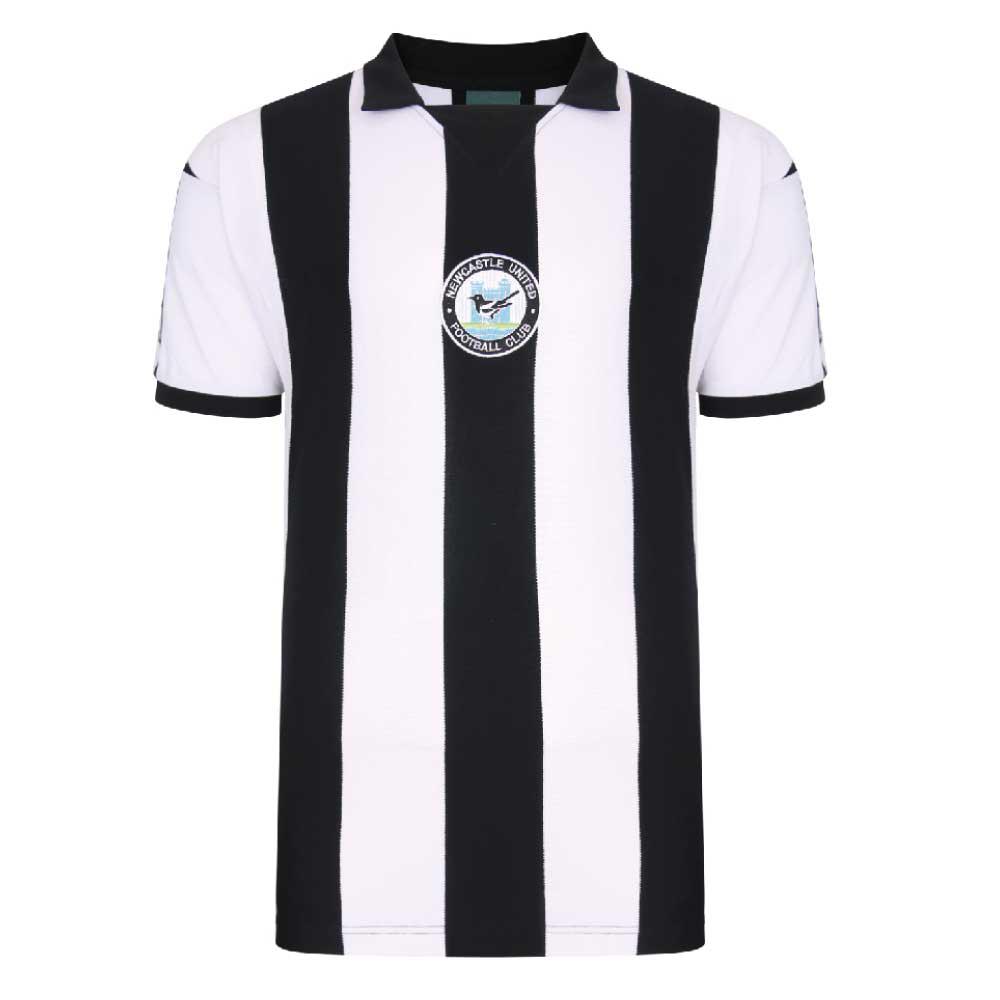 Newcastle United 1978 Bukta Retro Football Shirt