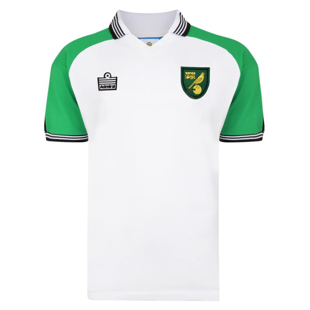 Norwich City 1978 Admiral Away Football Shirt