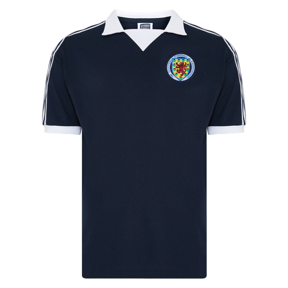 Scotland 1978 Retro Football Shirt