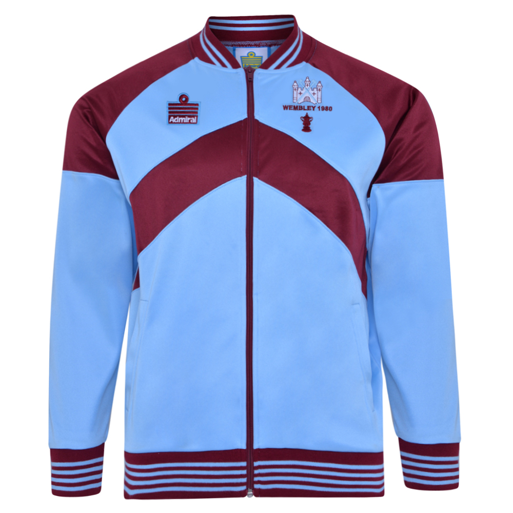 West Ham United 1980 FA Cup Final Admiral Jacket