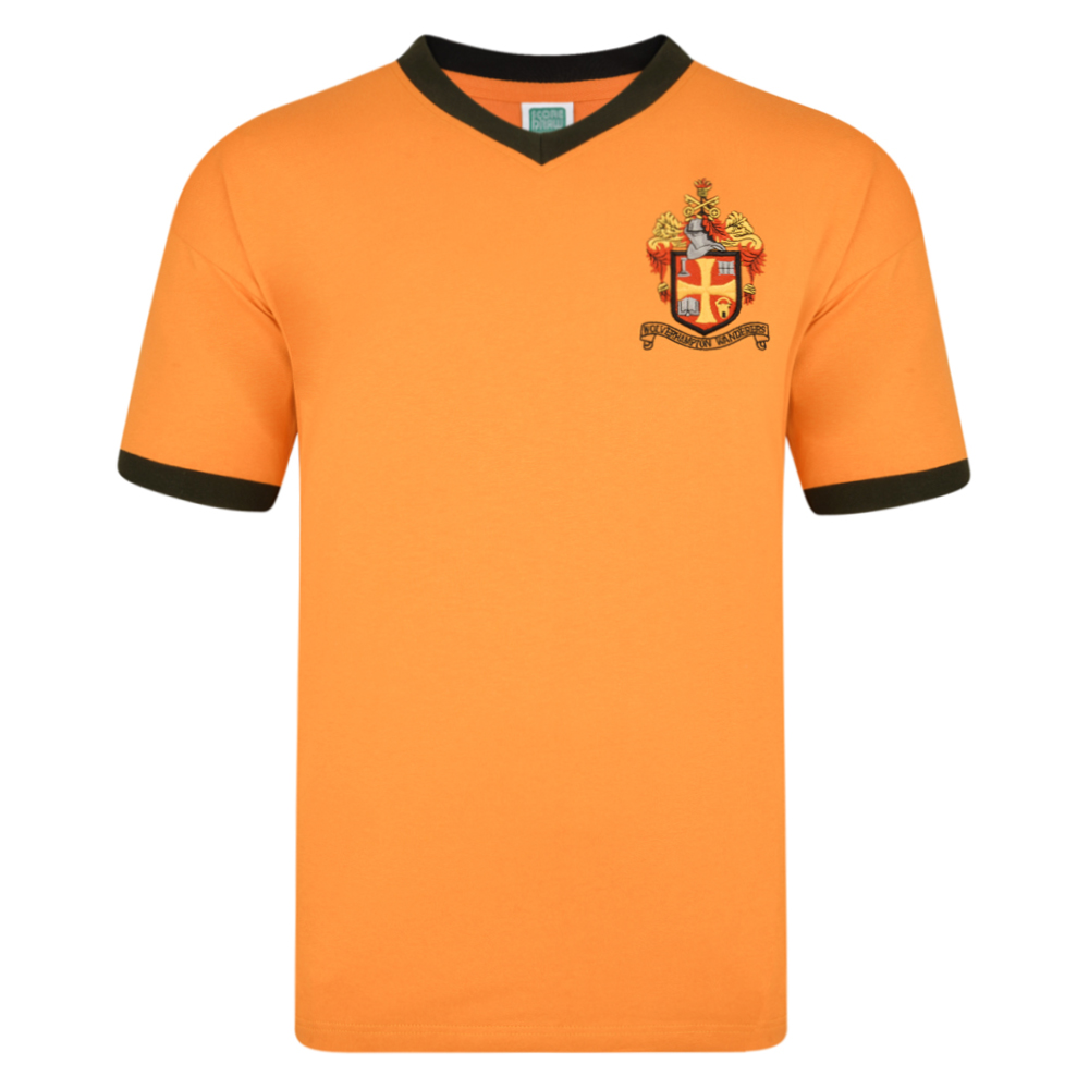 Wolverhampton Wanderers 1960 FA Cup Final shirt