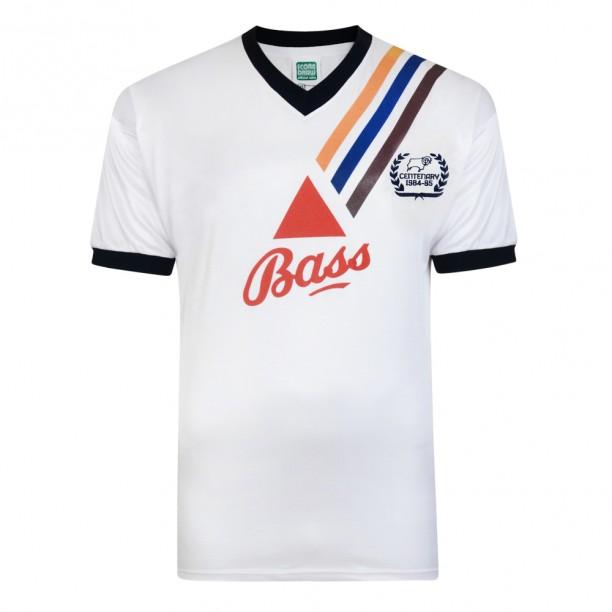 Derby County 1984 Centenary Retro Shirt