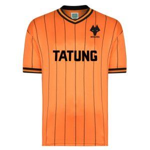 Wolverhampton Wanderers 1982 shirt