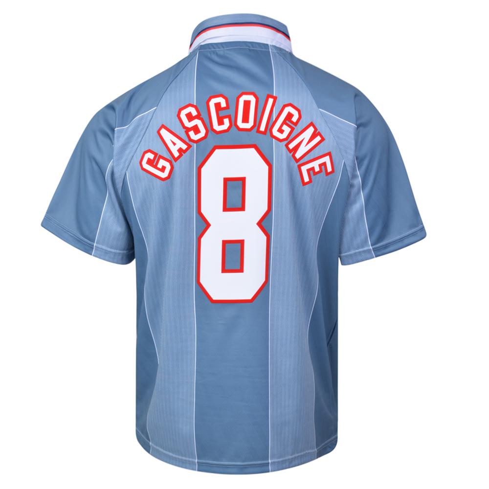 England 1996 Away No.8 Euro Championship Shirt