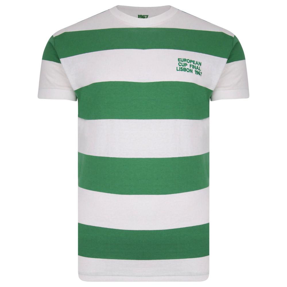 Celtic 1967 European Cup Winners Retro Shirt