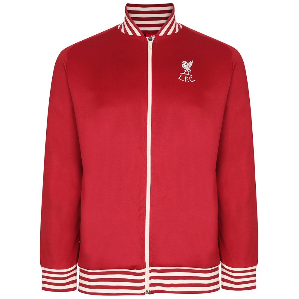 Liverpool 1974 Shankly Track Jacket