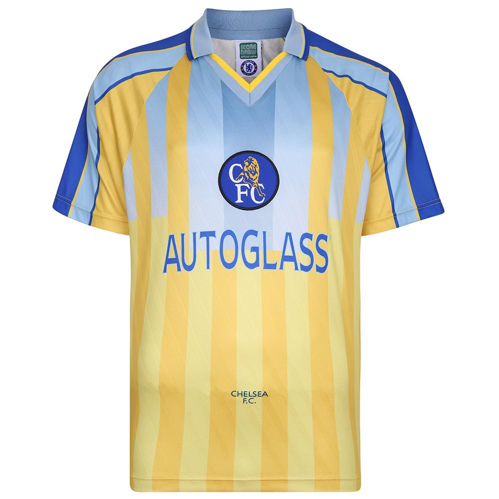 Chelsea 1998 Away Retro Football Shirt