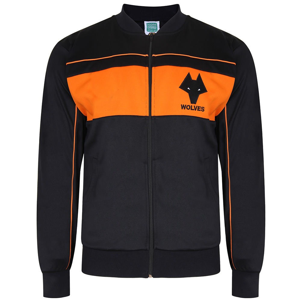 Wolverhampton Wanderers 1982 Track Jacket
