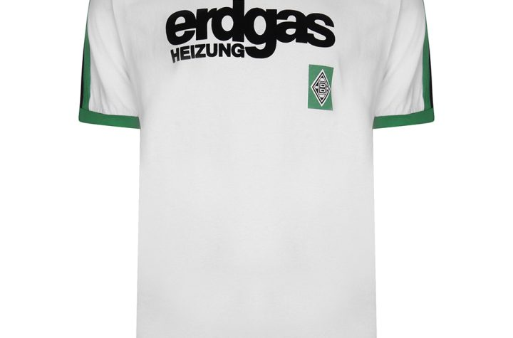 Borussia Moenchengladbach 1978 trikot