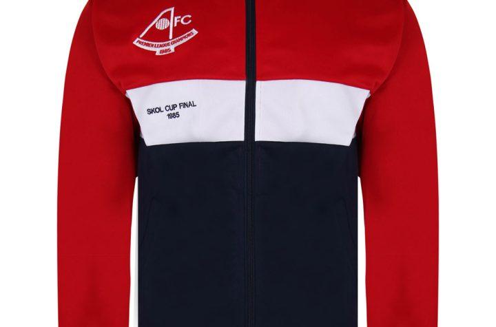 Aberdeen 1985 Retro Track Jacket