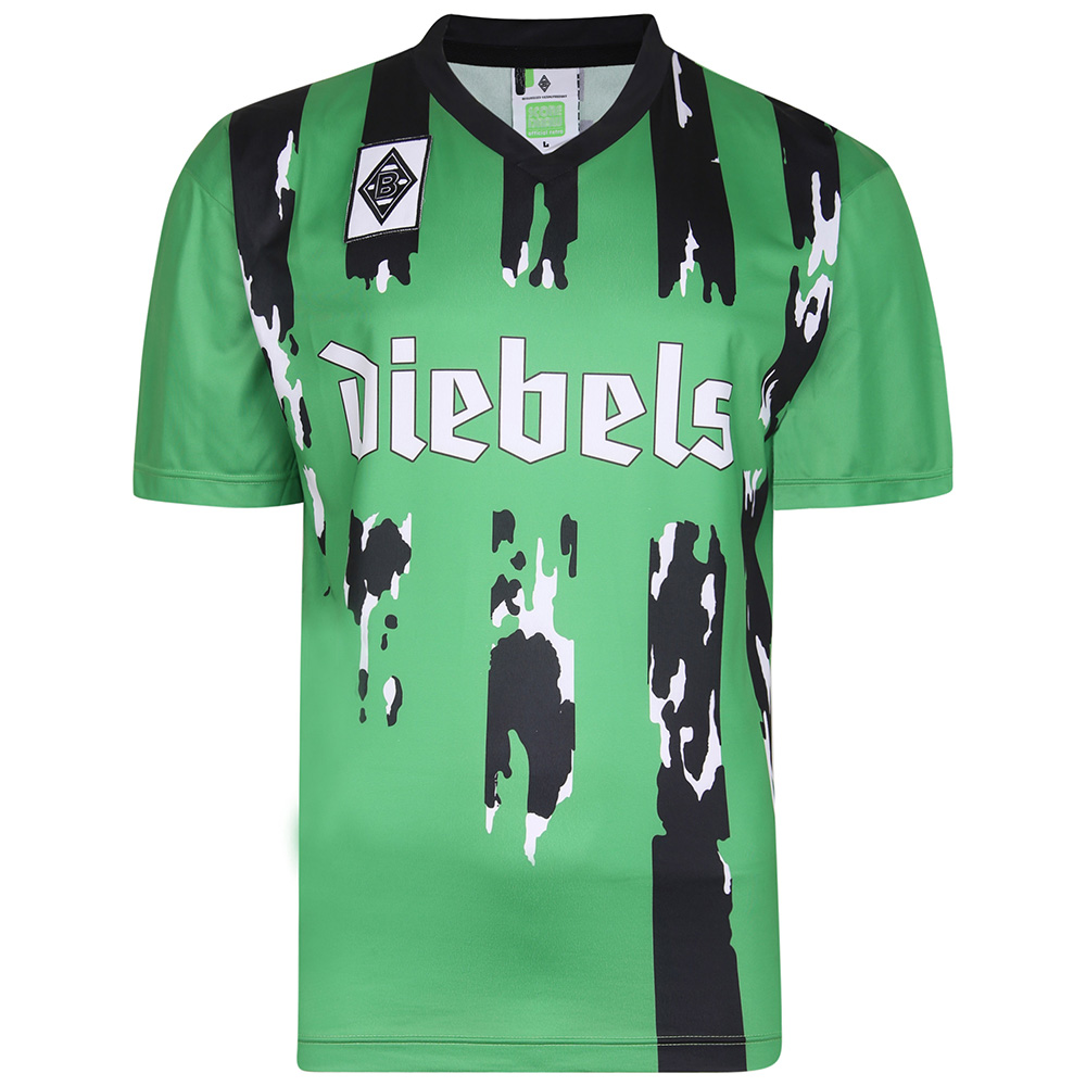Borussia Moenchengladbach 1995 Auswart trikot