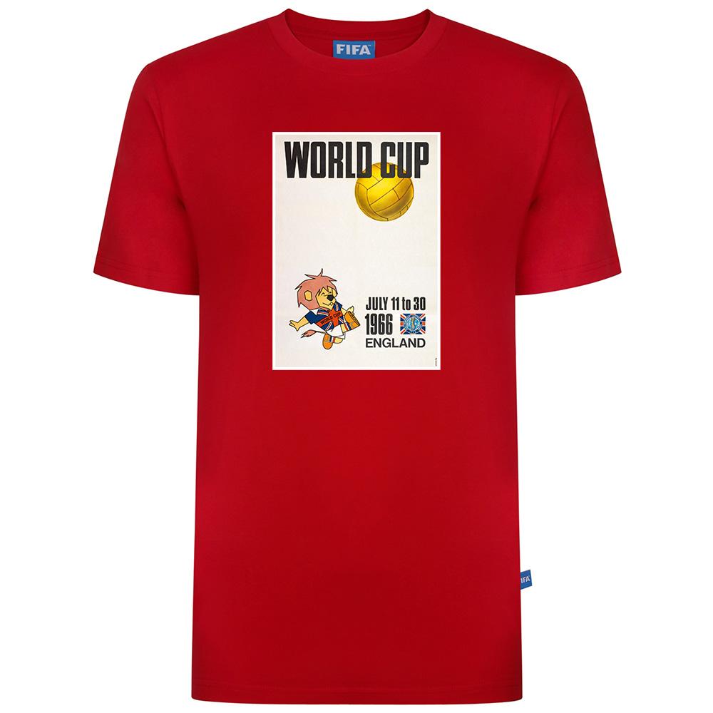 FIFA 1966 Poster Tee