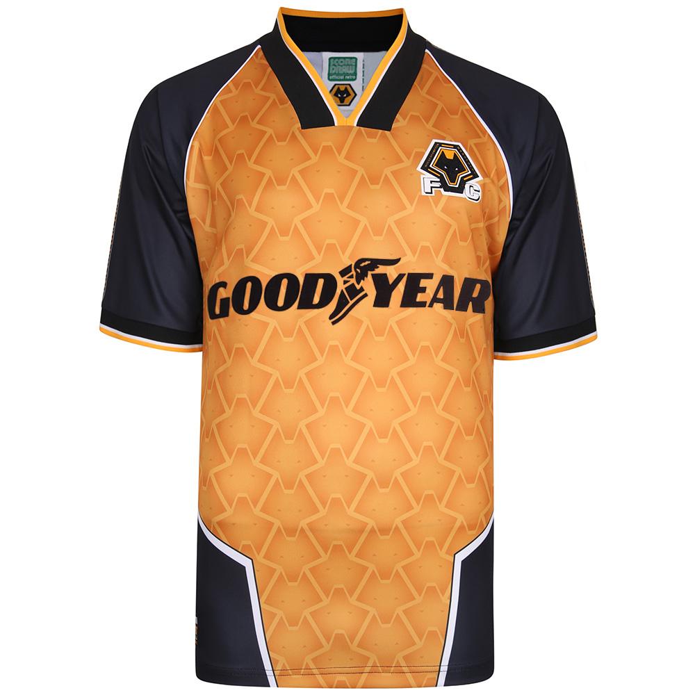 Wolverhampton Wanderers 1996 shirt