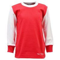 Toffs Classic Retro Long Sleeve Kids Football Shirt