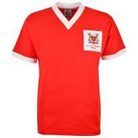 Nottingham Forest 1959 Cup Final Kids Retro Football Shirt