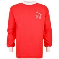 Aberdeen 1970 Scottish Cup Final Kids Retro Shirt