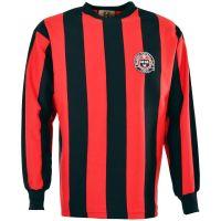 Bohemian 1970s Kids Retro Football Shirt