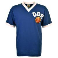 East Germany (DDR) 1974 World Cup Kids Retro Football Shirt