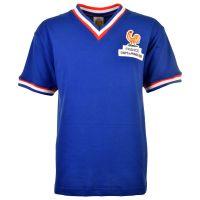 France 1966 World Cup Kids Retro Football Shirt