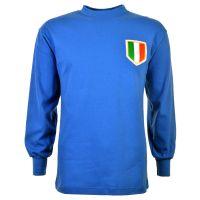 Italy 1950 Kids Retro Football Shirt