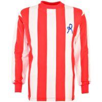Vicenza 1957 Kids Retro Football Shirt