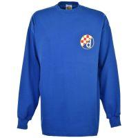 Dinamo Zagreb 1960s Kids Retro Football Shirt