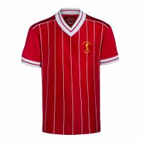 Liverpool 1984  Rome Retro Football Shirt